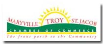 Troy Historical Society is a Member of the Troy Maryville St. Jacob IL Chamber of Commerce in Troy IL